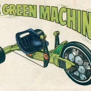 Green Machine Cycling