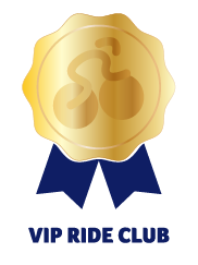 VIP Ride Club Badge